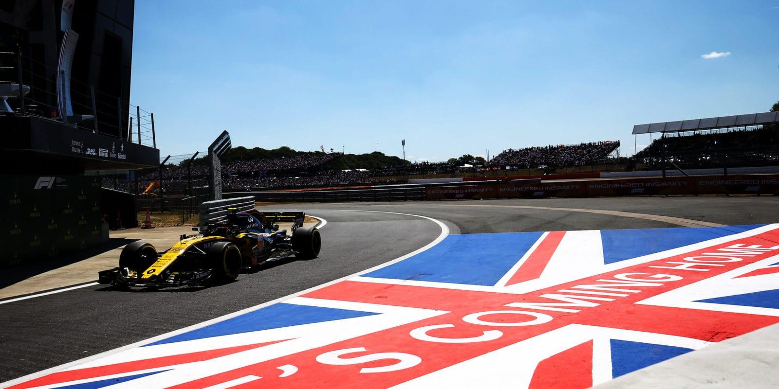 Silverstone prodloužil smlouvu o5 let