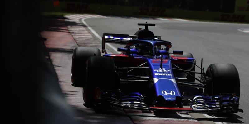 Bilance Toro Rosso. Nakolik ho loni vyšly havárie?