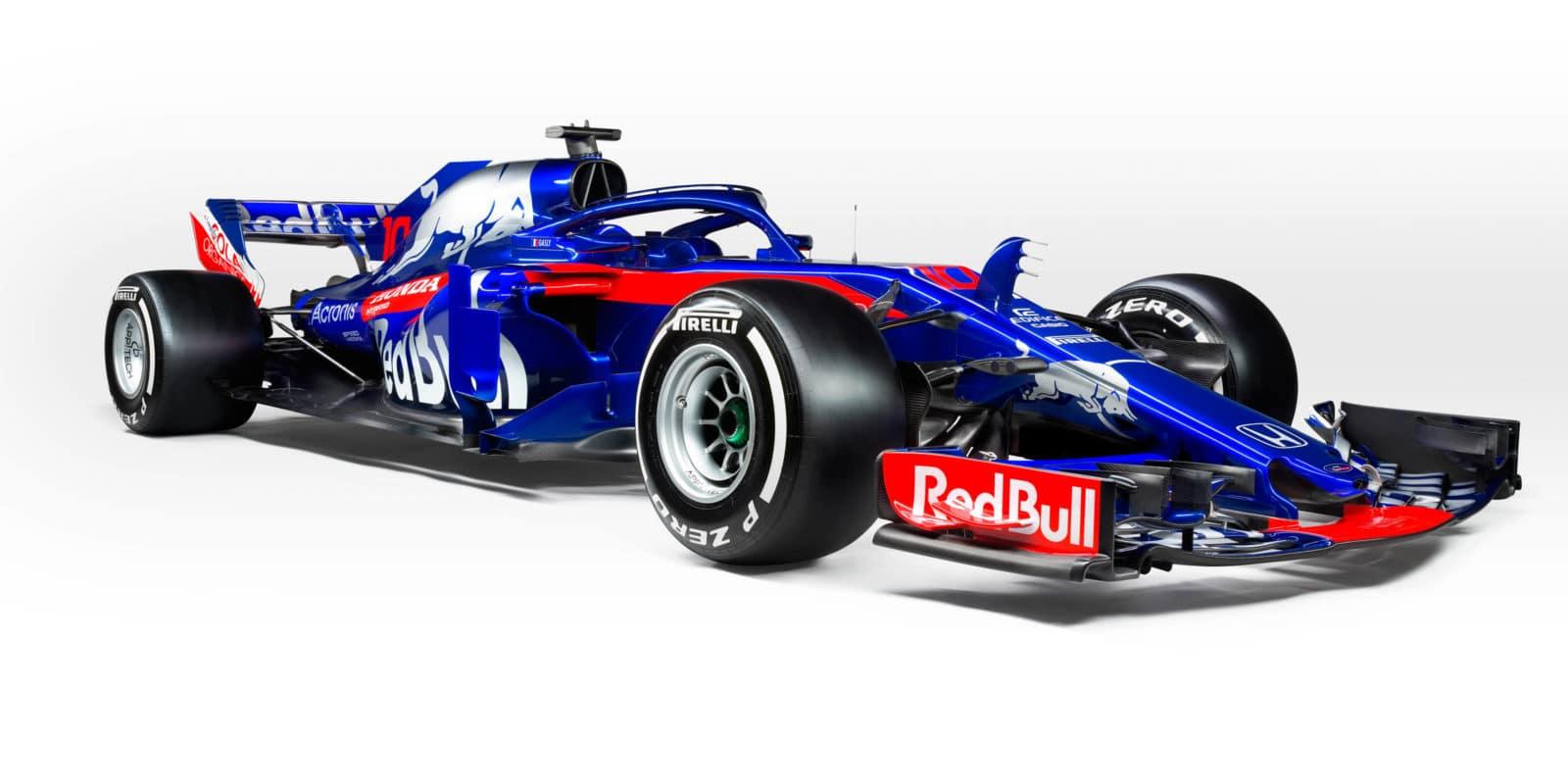 Toro Rosso jde snovým vozem do čela kalendáře prezentací
