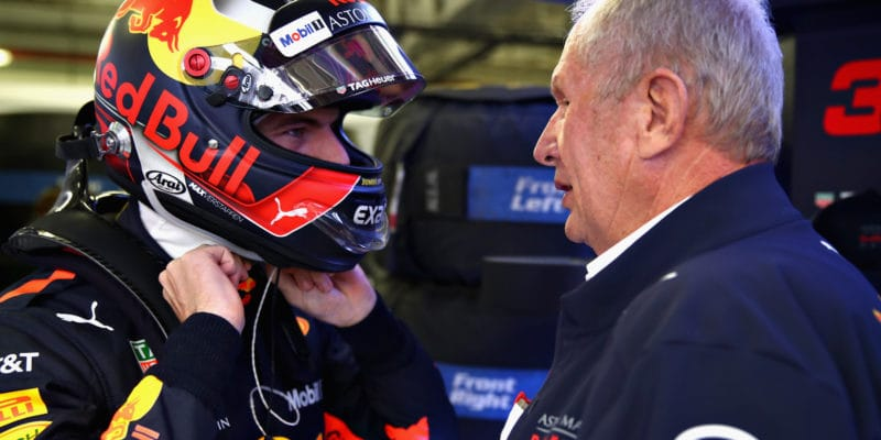 Verstappen Ricciardovi výrazně utekl, chválí Marko