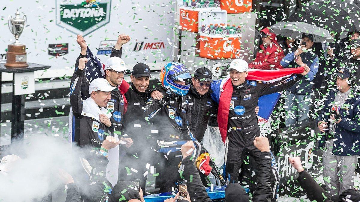 Superrychlý Alonso: Vítězství vDaytoně si velmi cením