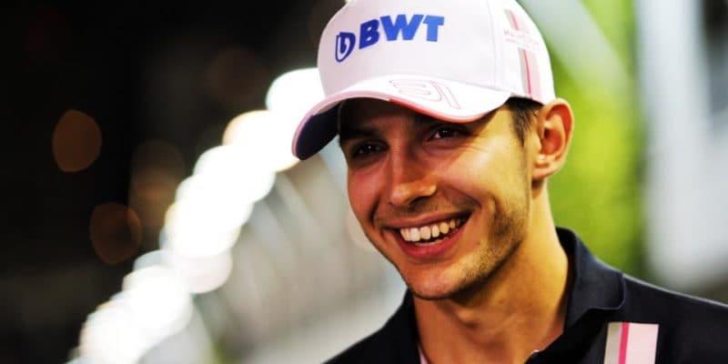 Rok mimo F1 může Oconovi ublížit, myslí si Pérez