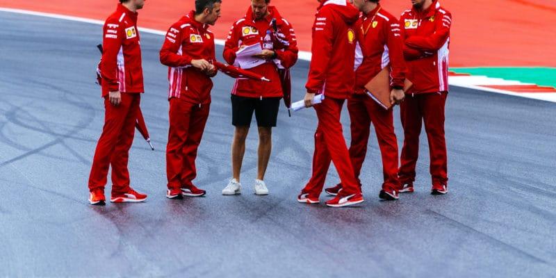Situace u Ferrari nebyla pod Arrivabenem dobrá, říká Martin Brundle