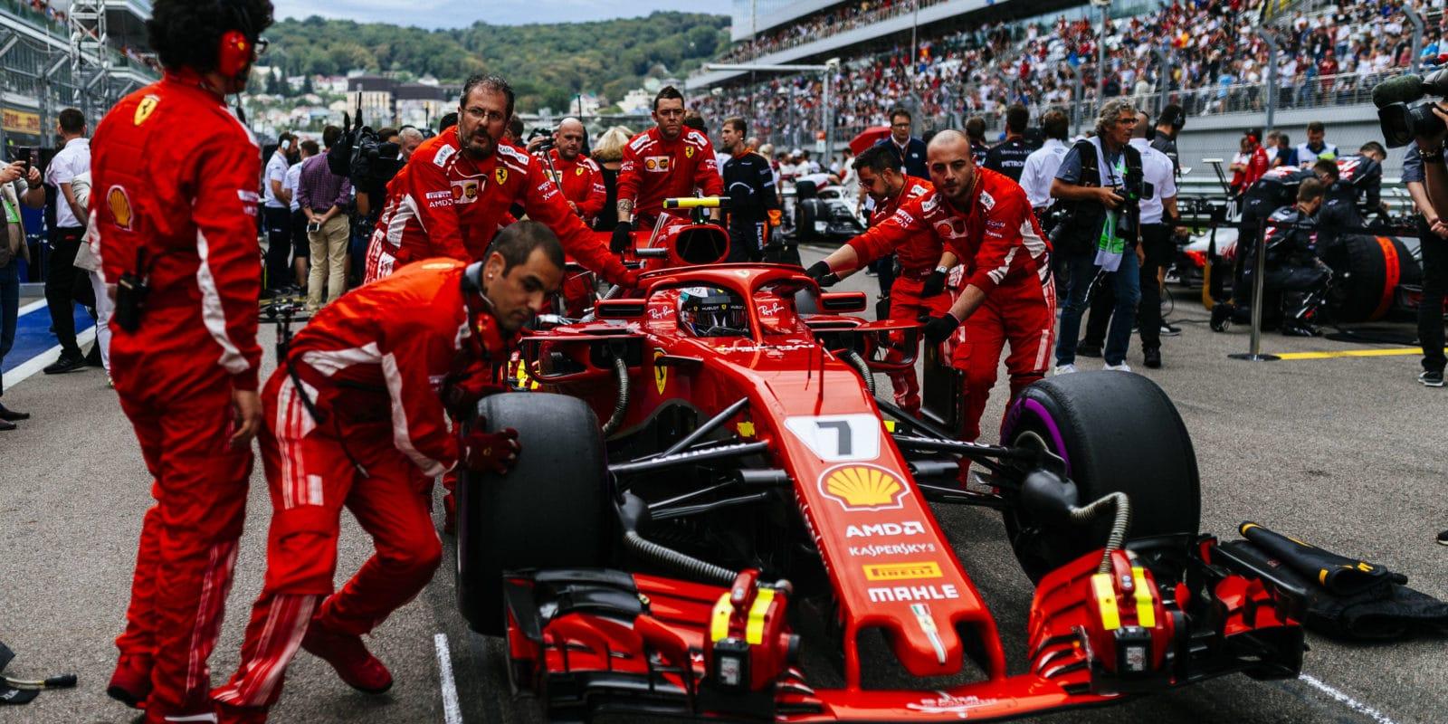 Ferrari potvrzuje změny ve vedení. Arrivabene ven, novým šéfem Binotto