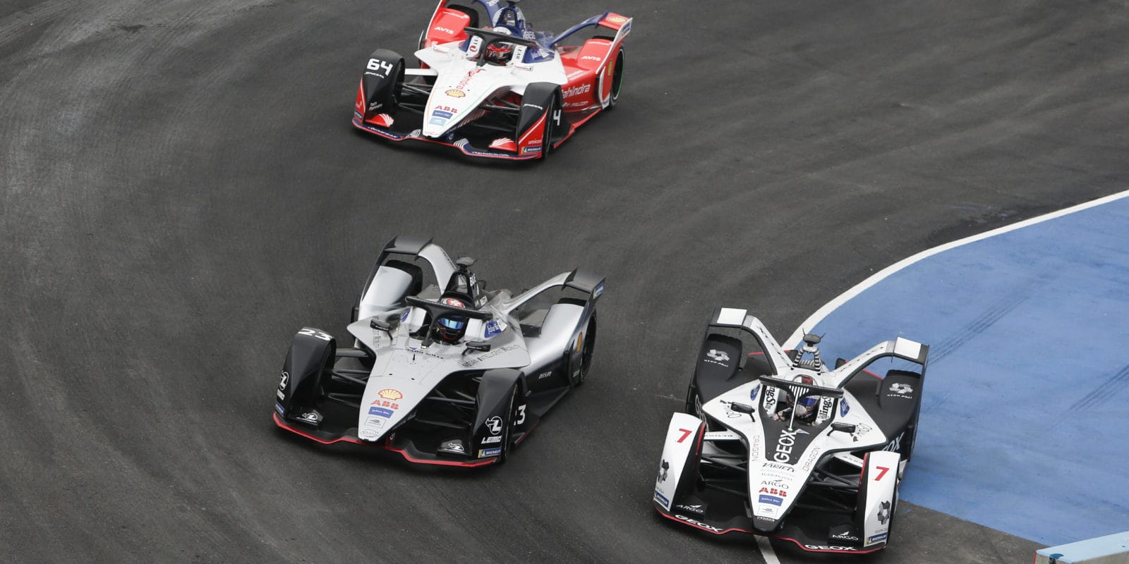 Shakedown předMarockou ePrix