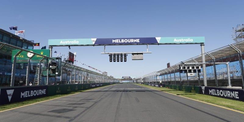 F1 zveřejnila časové harmonogramy velkých cen