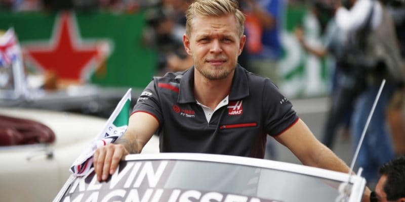 Haas má ve stájích vymeteno, také Magnussen odchází