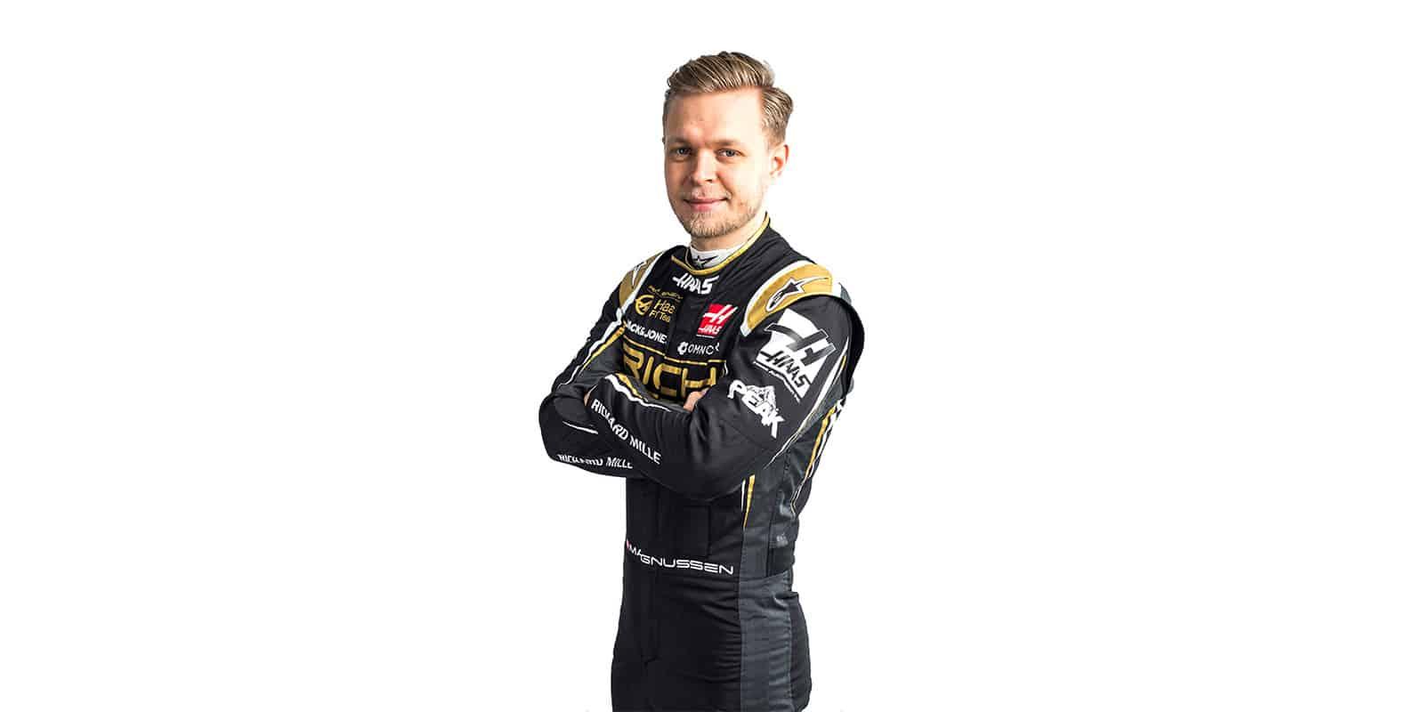 Kevin Magnussen