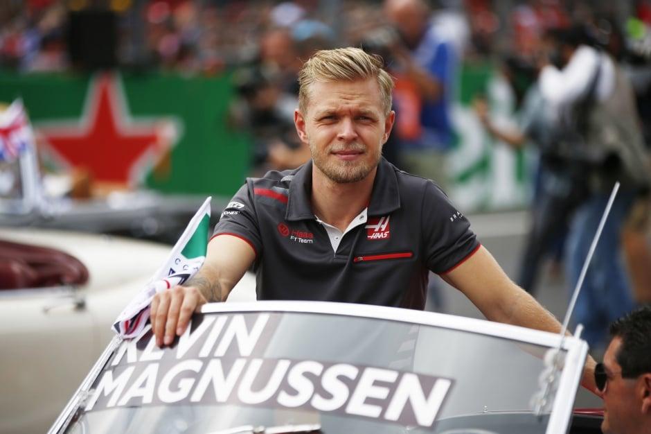 Magnussen zkritizoval obdrženou penalizaci