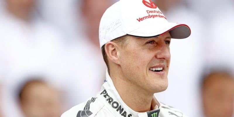 Vzpomínky na Michaela Schumachera