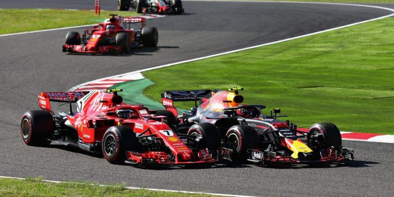 Formule1 využívá simulátor předjíždění, aby vylepšila závodní okruhy