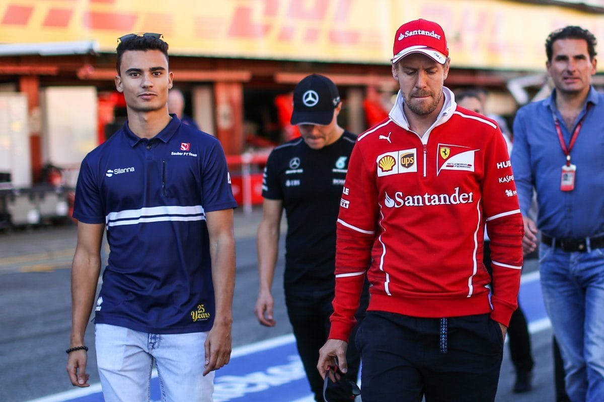 Wehrlein bude vývojovým jezdcem Ferrari