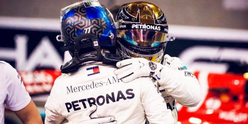 Hamilton očekává, že bude Bottas agresivnější