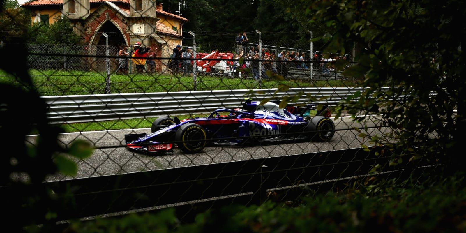 F1 zapracuje napozicích kamer, aby lépe vynikla rychlost