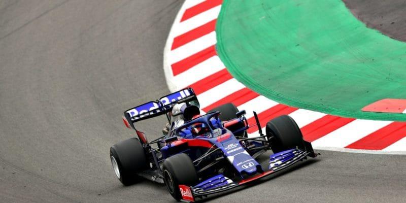 Třetí testovací den pro Kvjata, Honda drží
