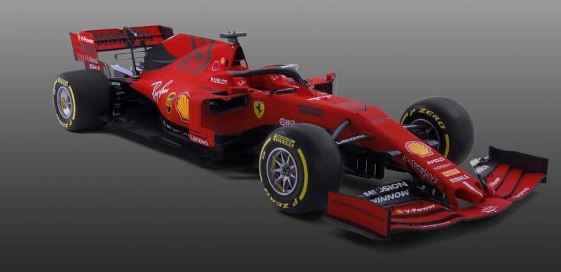 Ferrari ukázalo monopost pro sezónu 2019