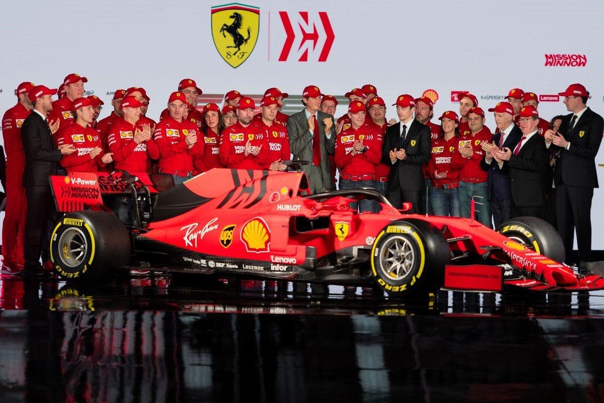 Shell přispěl kzisku výkonu Ferrari 21 procenty