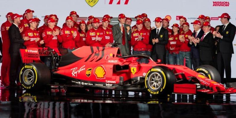 Ferrari prozradilo, kde představí nový vůz
