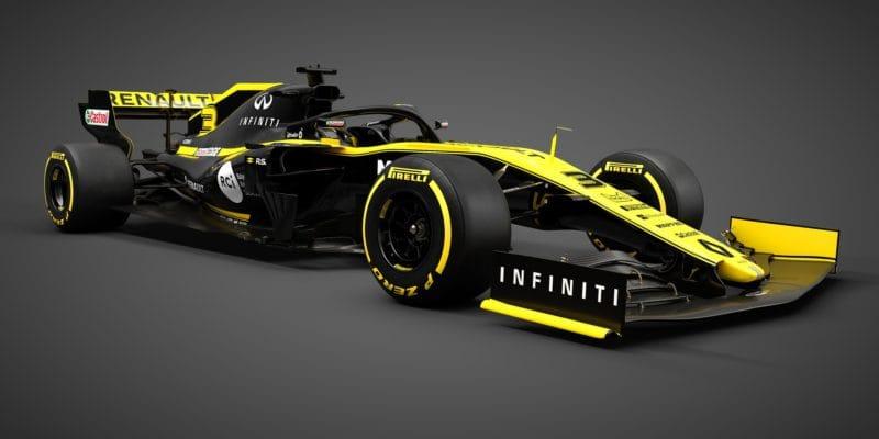 Renault představil vůz pro rok 2019