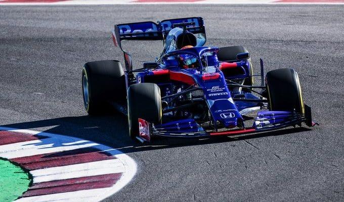 Toro Rosso je nadšené zfantastického výkonu Hondy