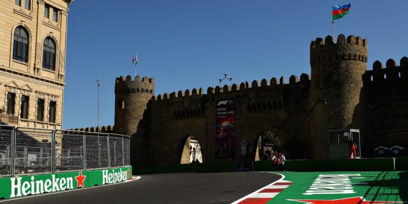 Ázerbájdžán zůstává v F1, Baku prodloužilo smlouvu