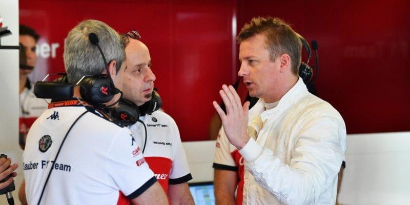 Räikkönen hledá odpovědi kvůli špatným výkonům