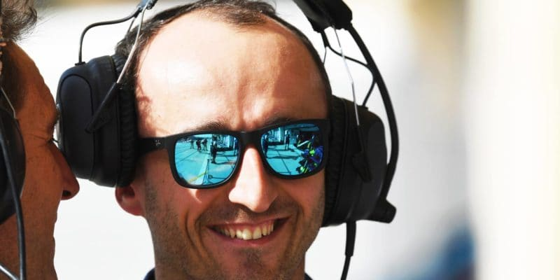 Kubica: U Alfy Romeo se cítím jako doma