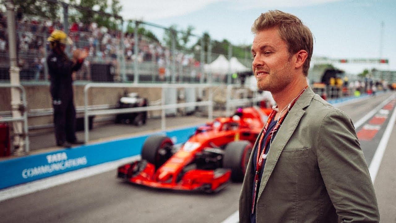 Závodění mi nechybí, říká Rosberg
