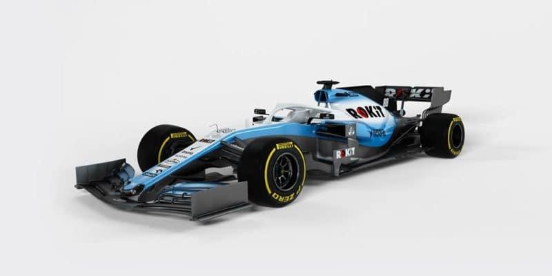 Williams vynechá první den testů