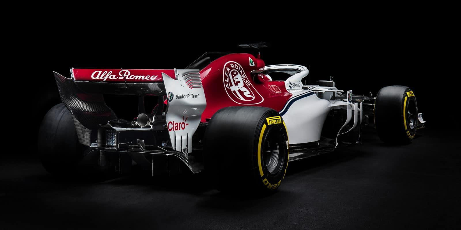 Sauber mizí zF1, vzniká Alfa Romeo Racing