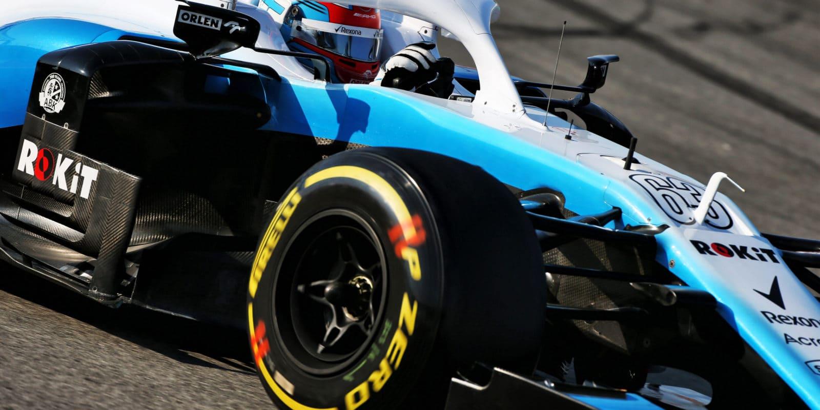 Williams upravuje vůz, FIA zpochybnila jeho legálnost