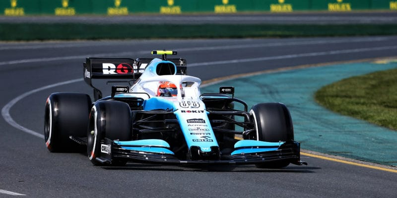 Williams našel svůj zásadní problém, Kubica sestydí zachybu