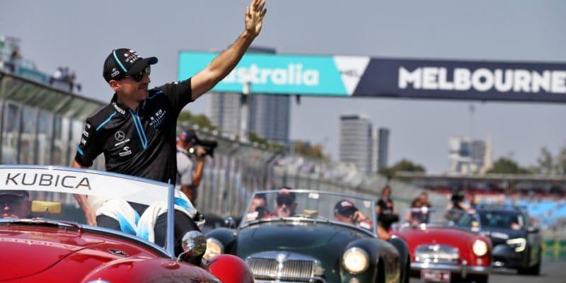 Kubica nelituje návratu navzdory formě Williamsu