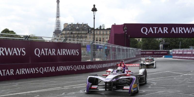 Žluté vesty můžou ohrozit ePrix v Paříži