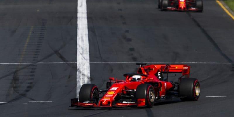 Ferrari odmítá, že vAustrálii mělo problémy schlazením