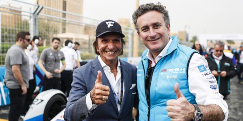 """Ecclestone šéfovi FE: """"První závod nikdy neuspořádáš,"""" teď slaví 50. závod"""