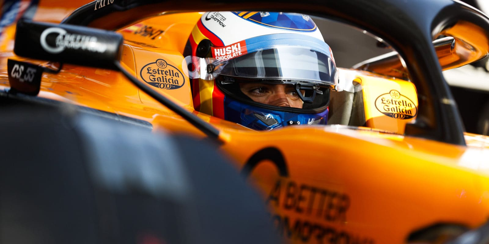 Alonso nám může pomoci, říká Carlos Sainz