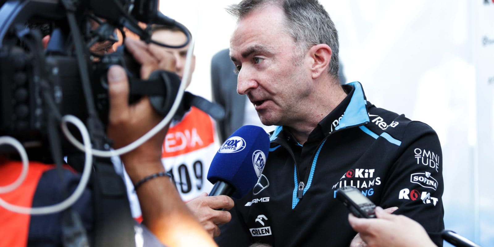 Paddy Lowe opustil pozici technického ředitele Williamsu