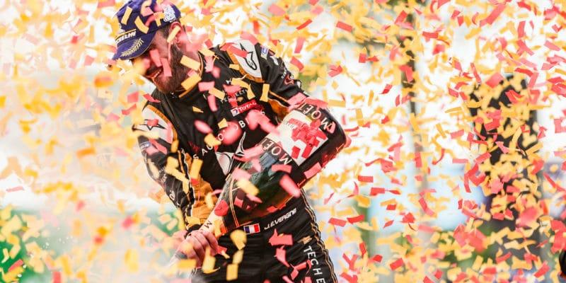 Vergne je zpět! Zvítězil vSanya ePrix