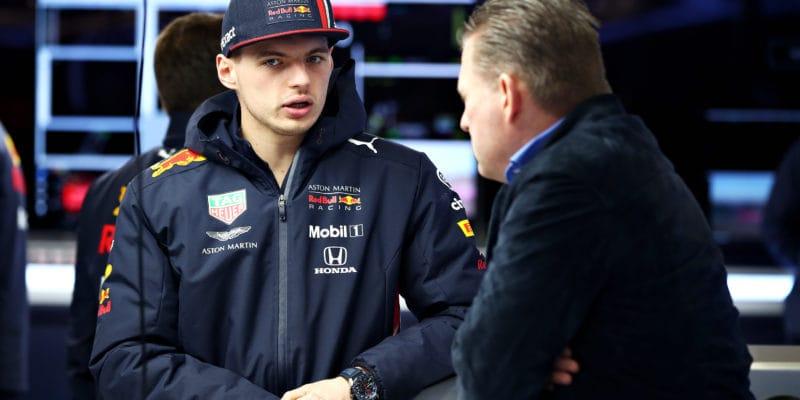 Max Verstappen: Předjíždění je stále možné