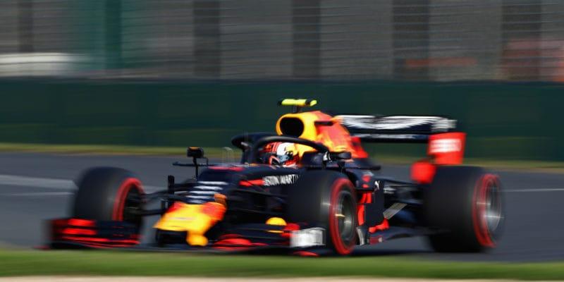 Red Bull bere Gaslyho zpackanou kvalifikaci nasebe
