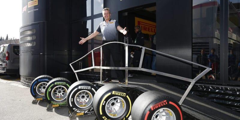 Pirelli: Vydali jsme sešpatným směrem