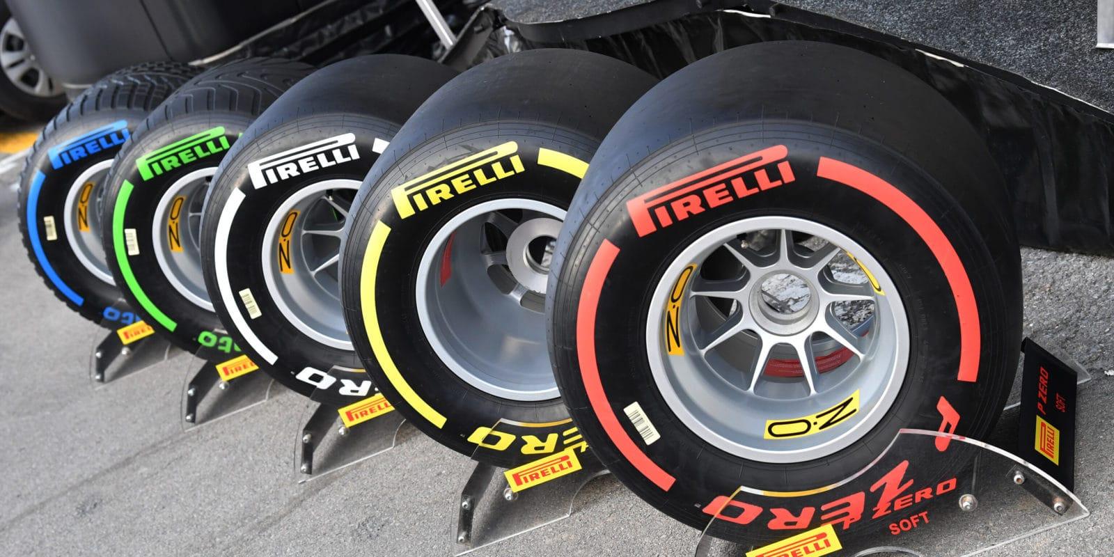 Pirelli je otevřené změnám pneumatik pro rok 2020