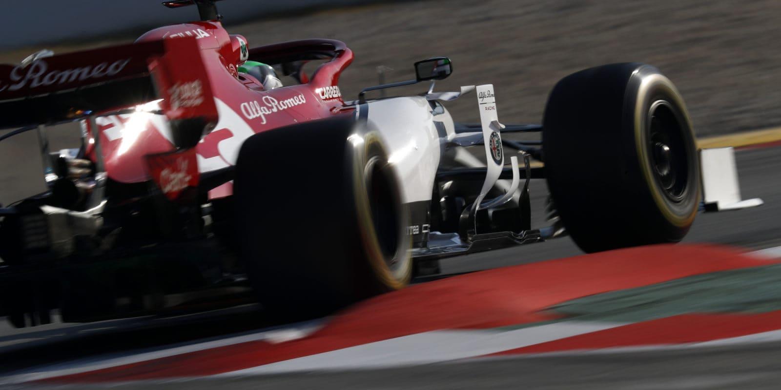 Calderón bude pokračovat jako testovací jezdkyně Alfy Romeo