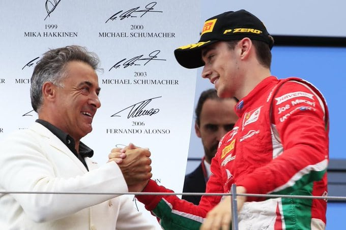 Alesi: Leclerc bude pro Vettela motivací