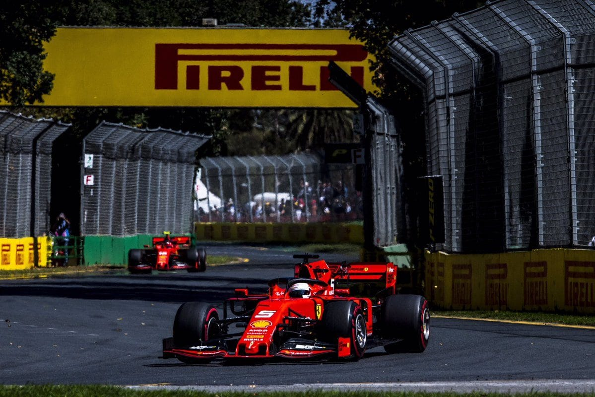 Ferrari: Melbourne bylo studenou sprchou