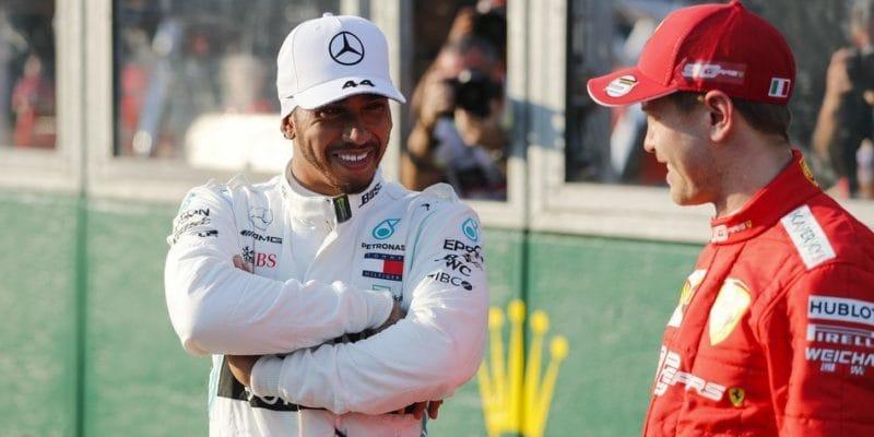 Vettel: Samozřejmě, že tu mohu vyhrát