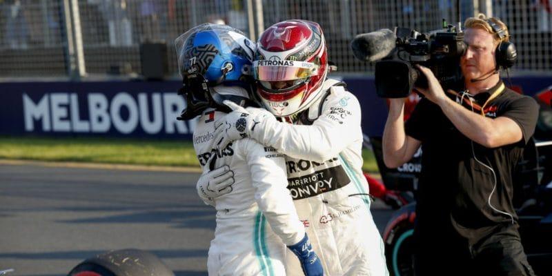 Mercedes je šokovaný z náskoku na Ferrari