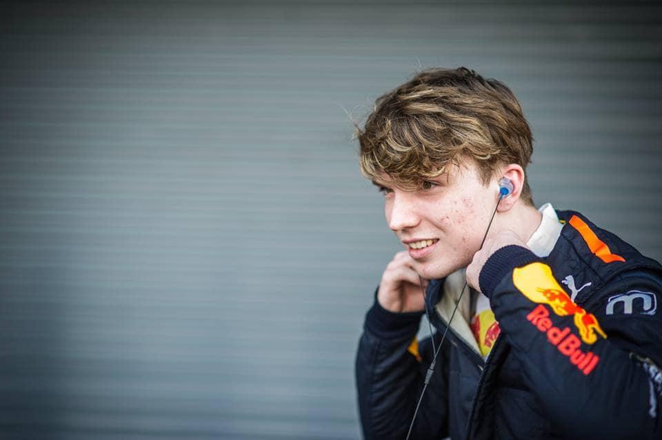 Ticktum by letos chtěl otestovat Red Bull