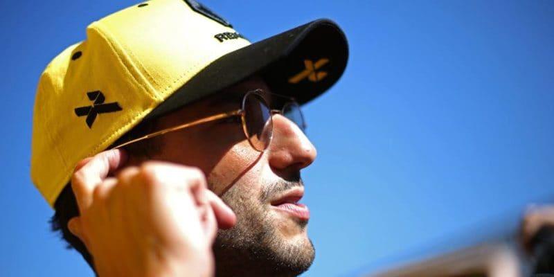 Ricciardo: Vůz pro rok 2020 vypadá slibně